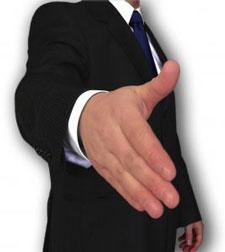 introduction-handshake